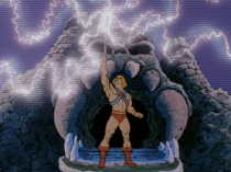 he-man power of greyskull