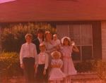 1986 Mills Family Easter